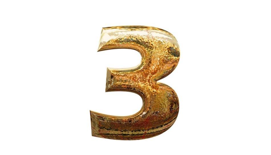 Numerologi 3: Nummer Betydelse och kärlek