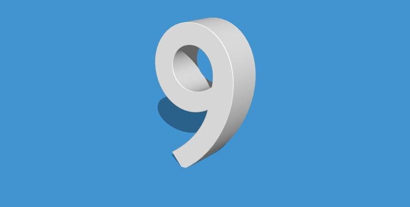 Numerologi 9: Nummer Betydelse och kärlek