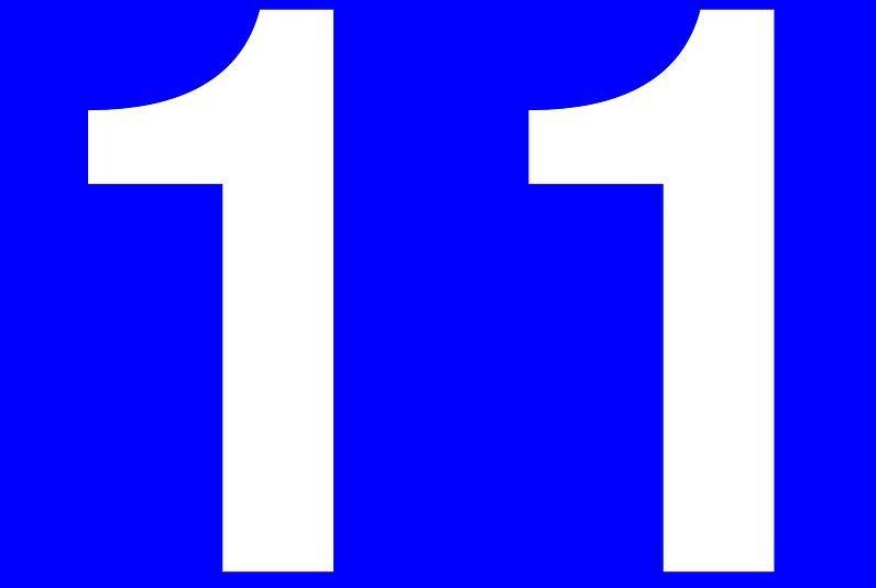 Numerologi 11: Nummer Betydelse och kärlek
