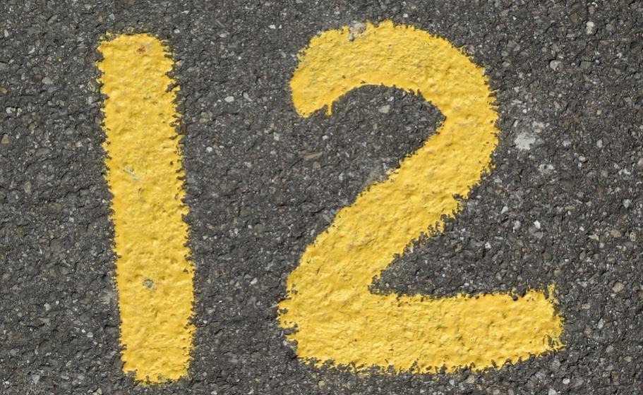 Numerologi 12: Nummer Betydelse och kärlek