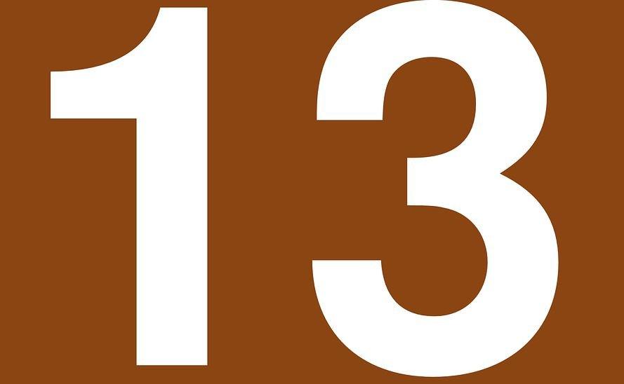 Numerologi 13: Nummer Betydelse och kärlek