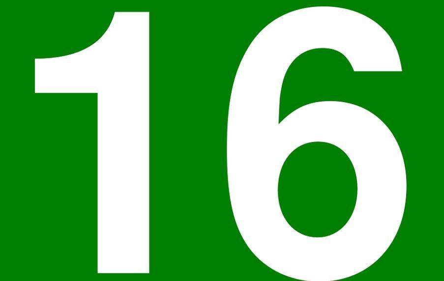 Numerologi 16: Nummer Betydelse och kärlek