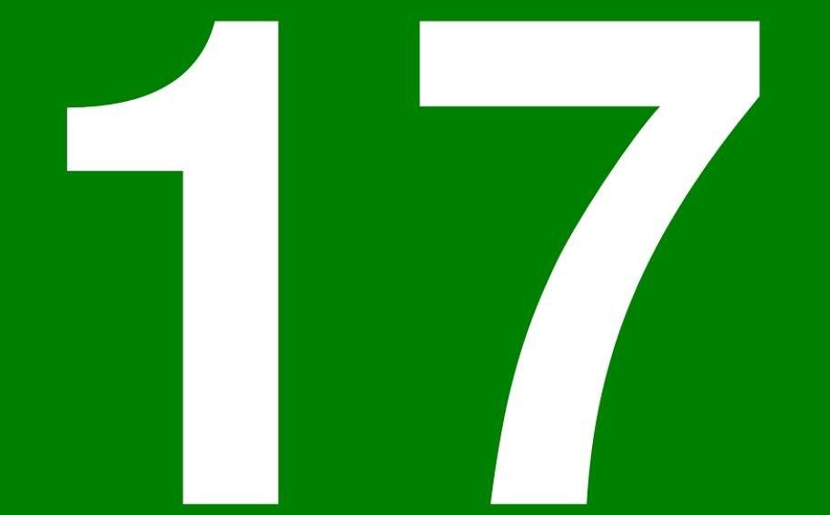 Numerologi 17: Nummer Betydelse och kärlek
