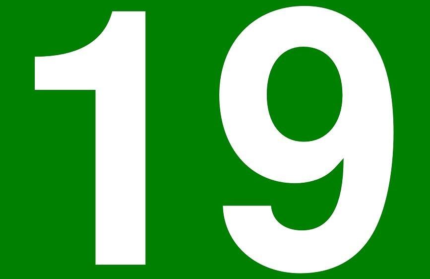 Numerologi 19: Nummer Betydelse och kärlek