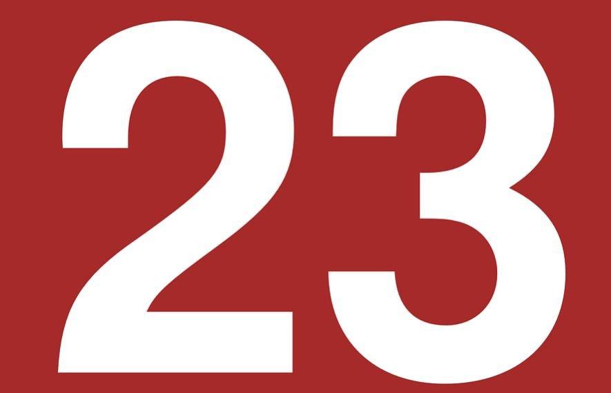 Numerologi 23: Nummer Betydelse och kärlek