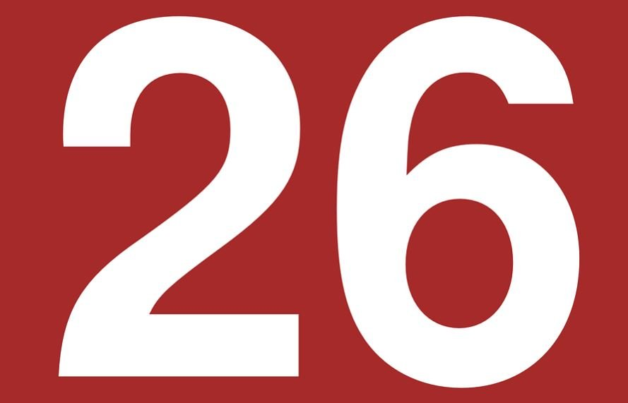 Numerologi 26: Nummer Betydelse och kärlek