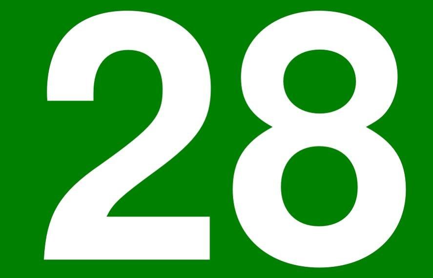 Numerologi 28: Nummer Betydelse och kärlek