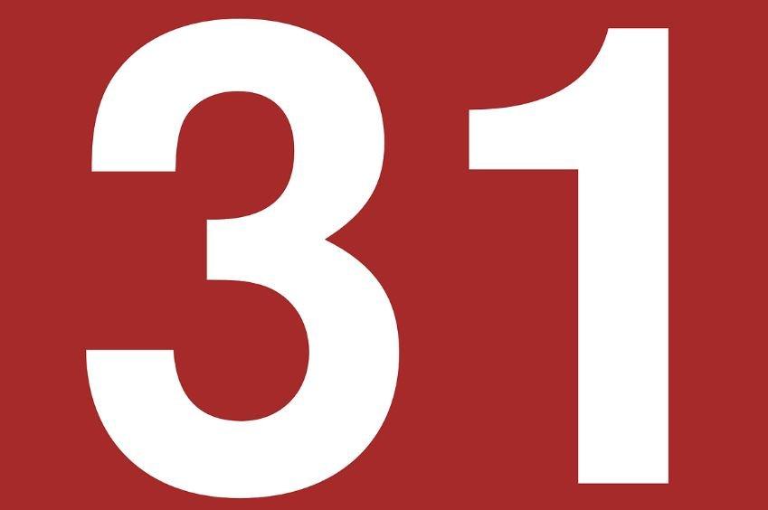 Numerologi 31: Nummer Betydelse och kärlek