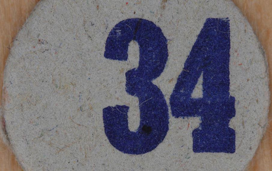 Numerologi 34: Nummer Betydelse och kärlek