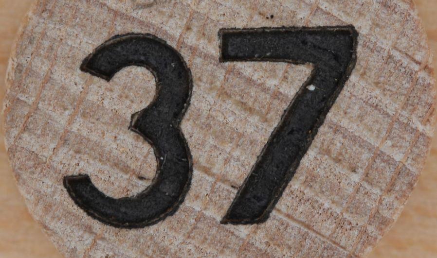Numerologi 37: Nummer Betydelse och kärlek