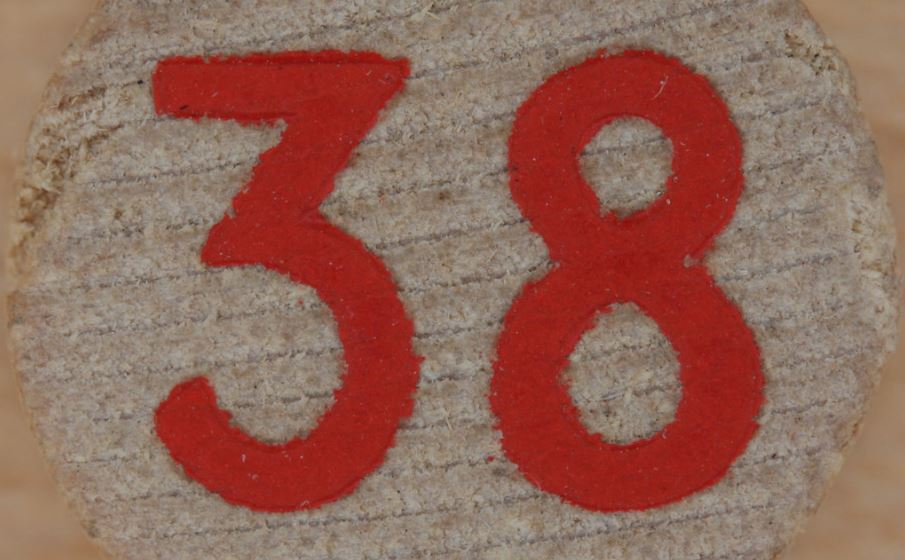 Numerologi 38