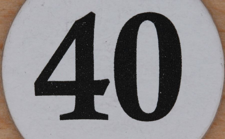 Numerologi 40