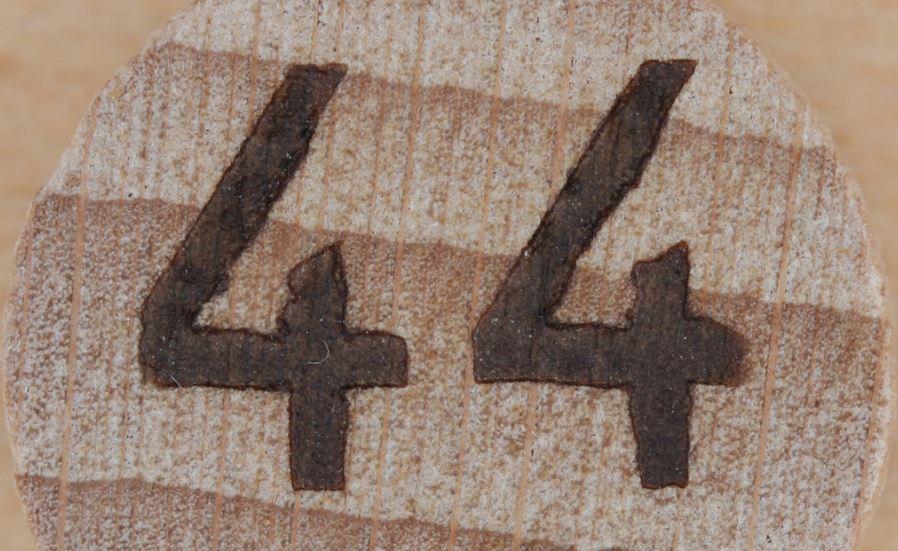 Numerologi 44