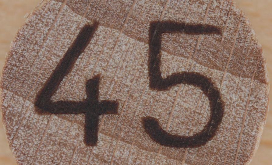 Numerologi 45