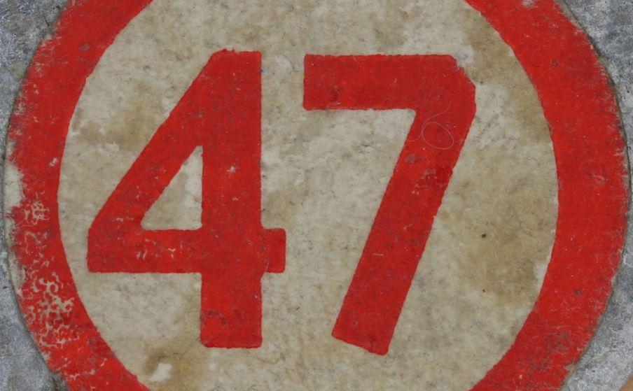 Numerologi 47