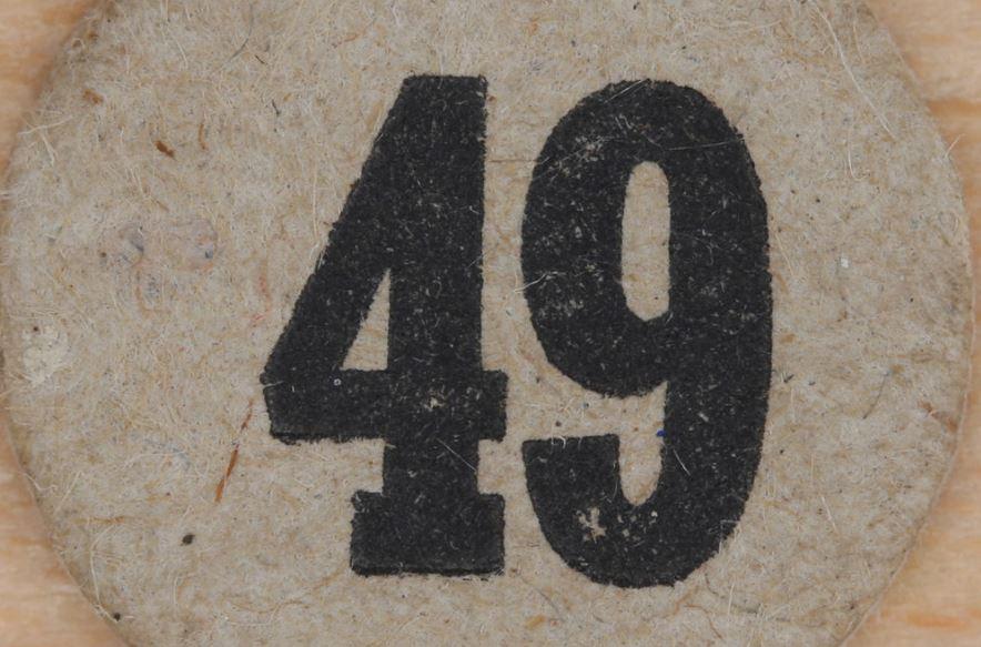Numerologi 49