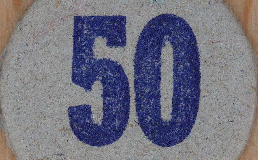 Numerologi 50
