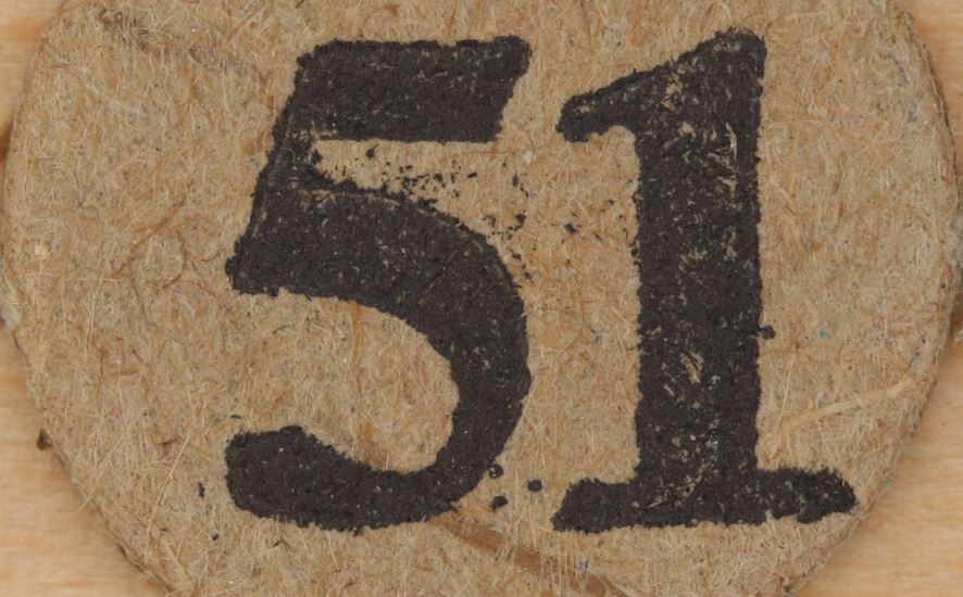 Numerologi 51