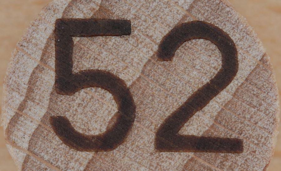 Numerologi 52