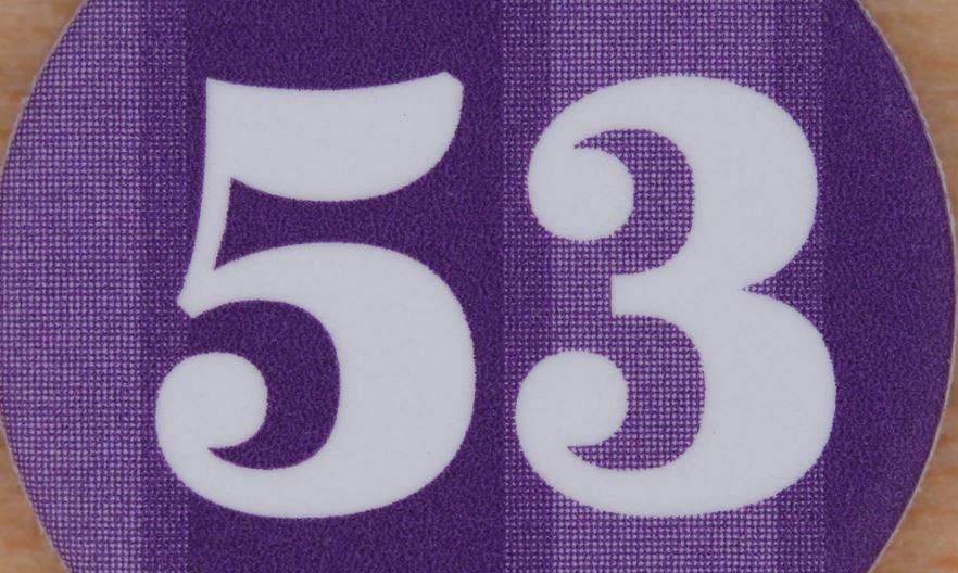 Numerologi 53