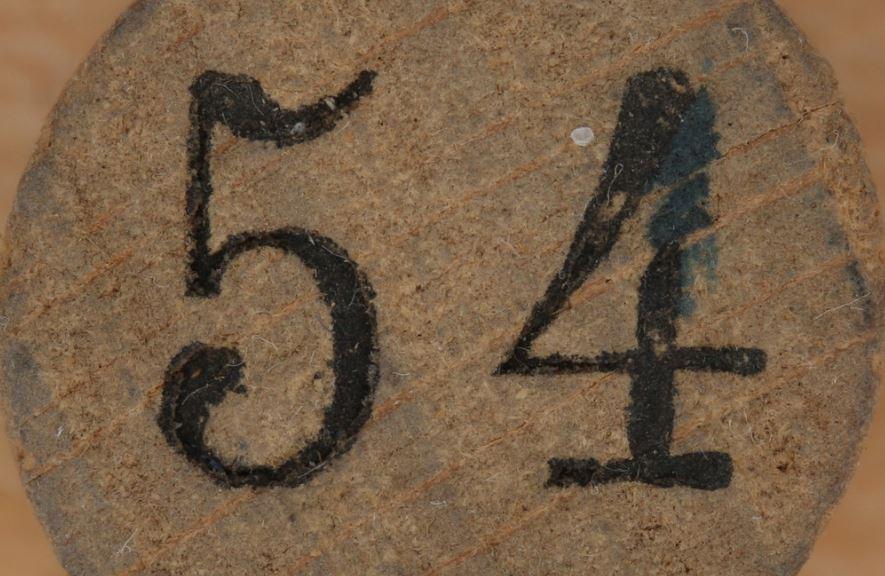 Numerologi 54