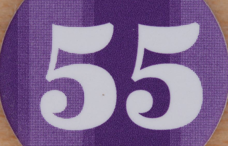 Numerologi 55