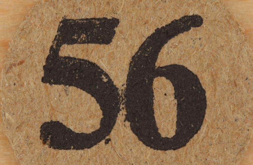Numerologi 56