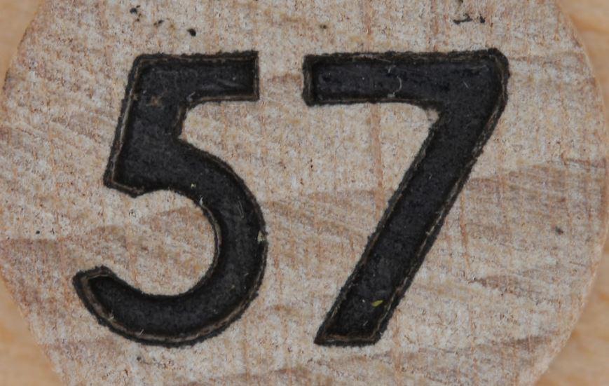 Numerologi 57