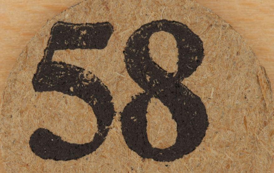 Numerologi 58
