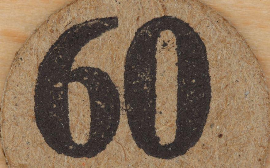Numerologi 60