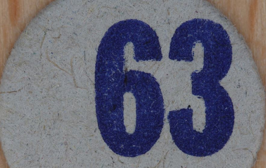 Numerologi 63