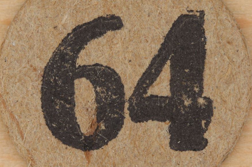 Numerologi 64