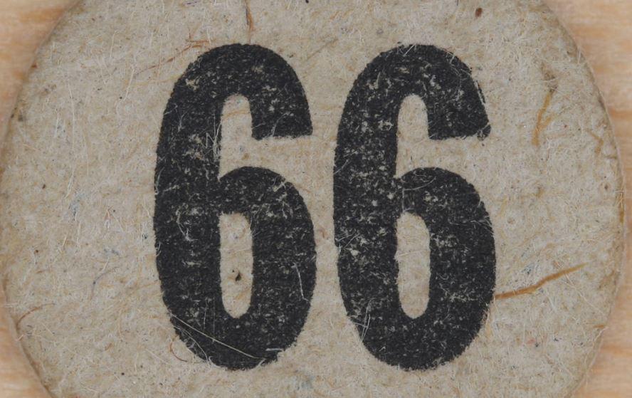 Numerologi 66