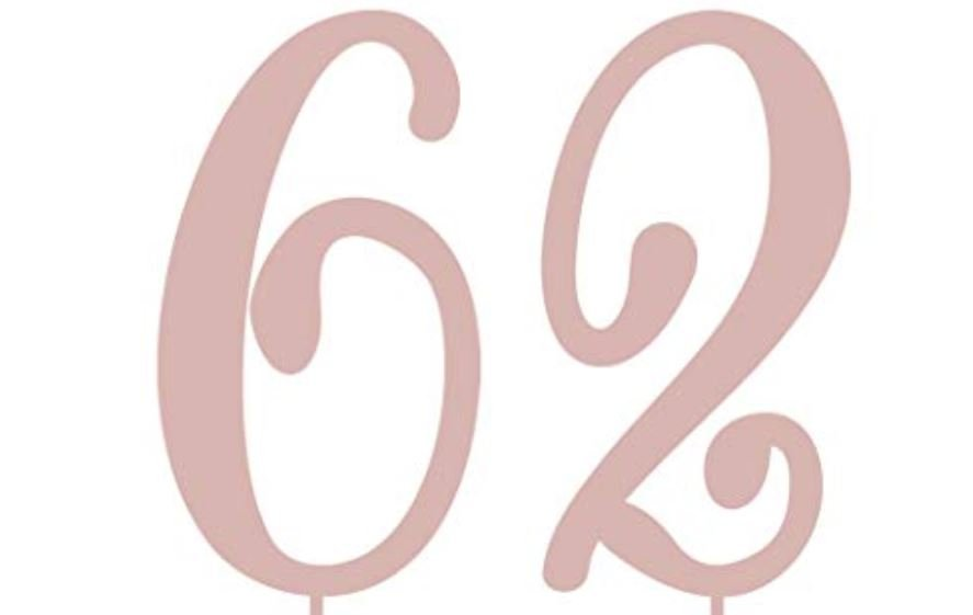 Numerologi 62