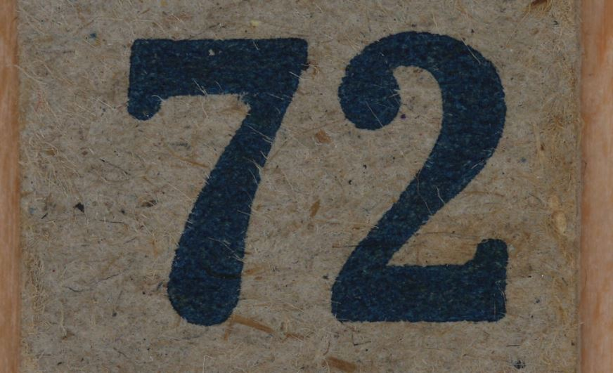 Numerologi 72