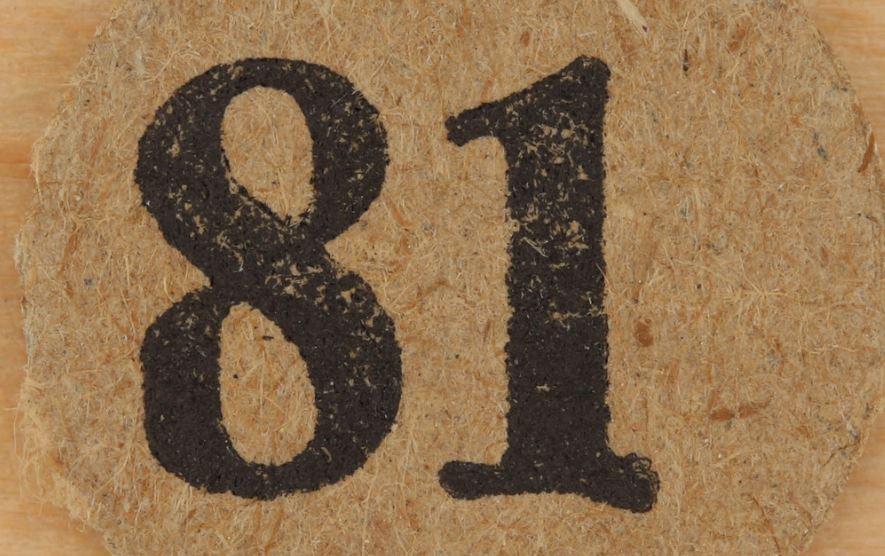 Numerologi 81