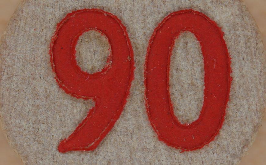 Numerologi 90