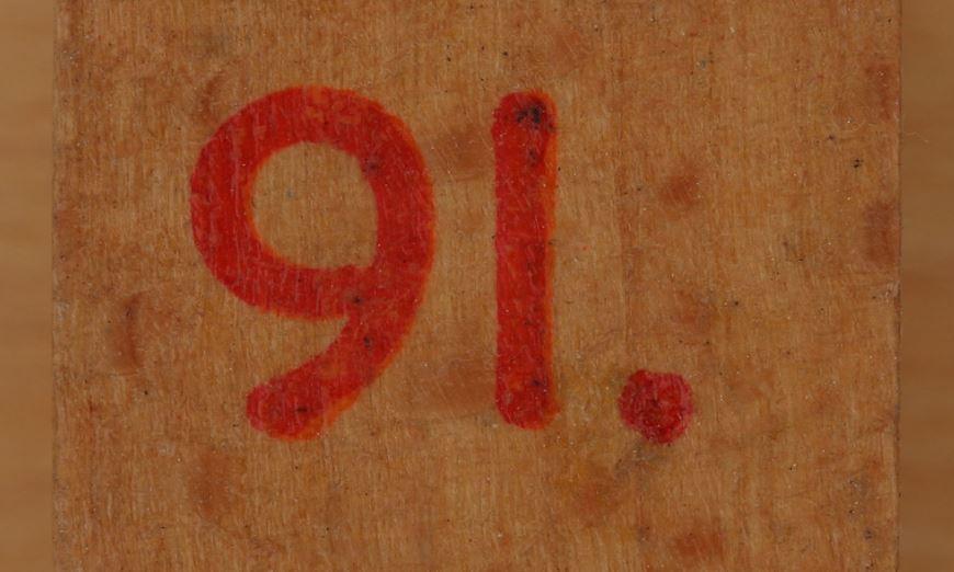 Numerologi 91
