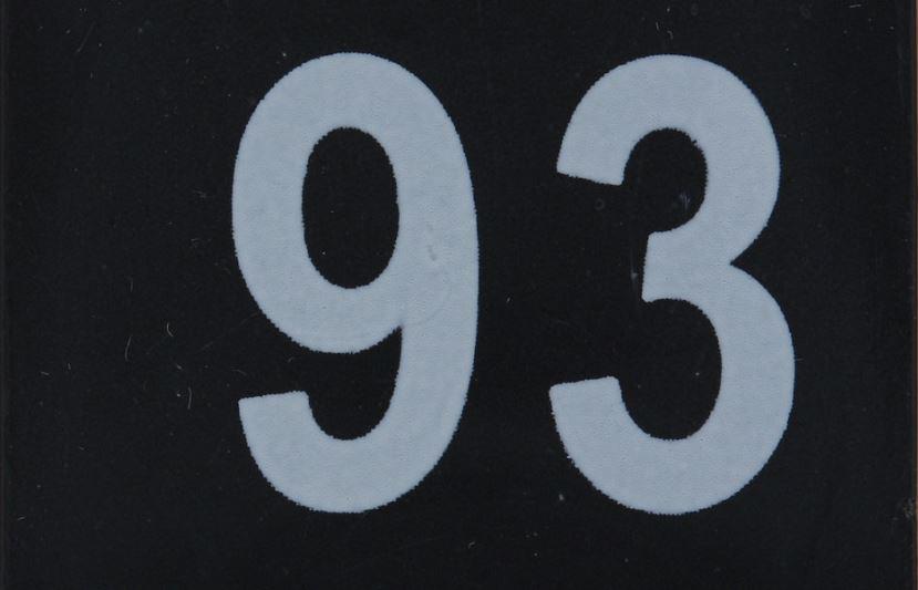 Numerologi 93