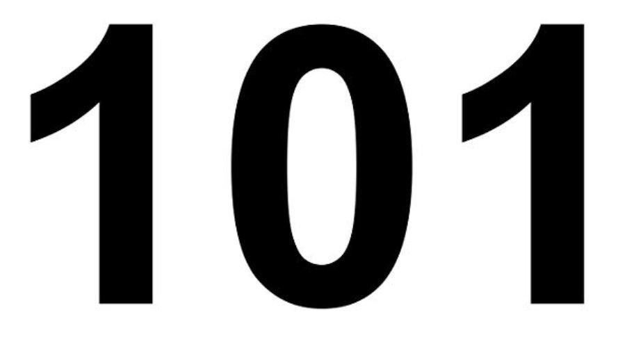 Numerologi 101