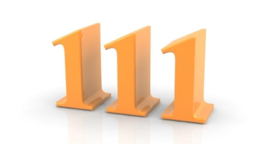 Numerologi 111: Nummer Betydelse och kärlek