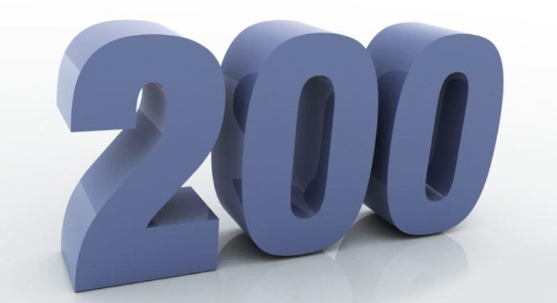 Numerologi 200
