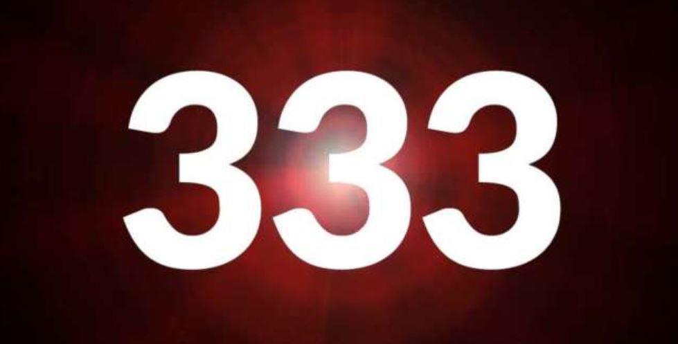 Numerologi 333