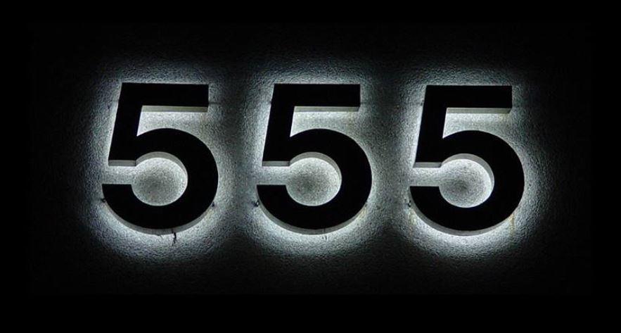 Numerologi 555: Nummer Betydelse och kärlek