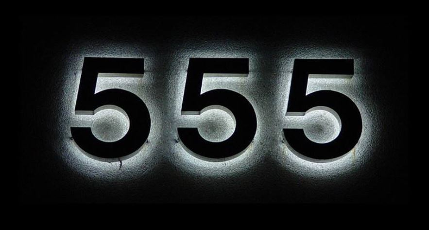 Numerologi 555