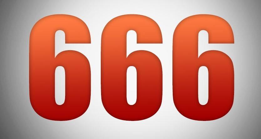 Numerologi 666: Nummer Betydelse och kärlek