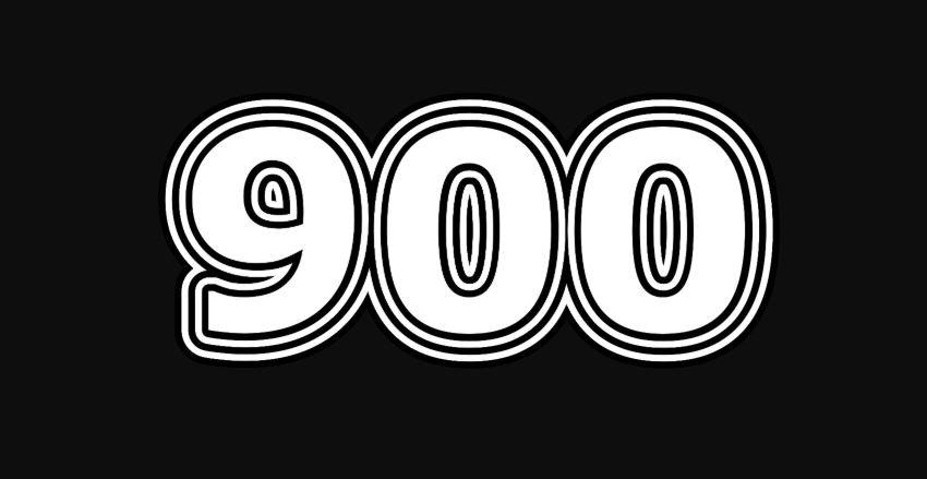 Numerologi 900: Nummer Betydelse och kärlek