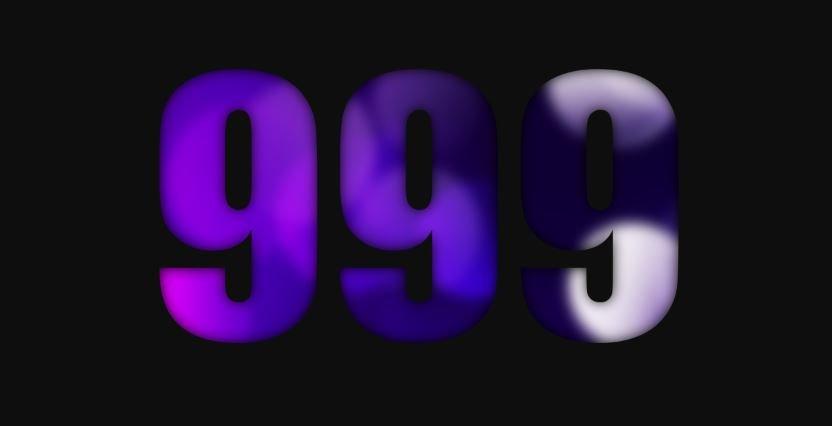 Numerologi 999: Nummer Betydelse och kärlek