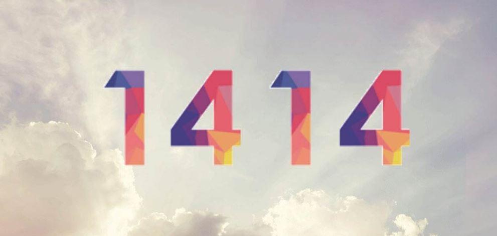Numerologi 1414