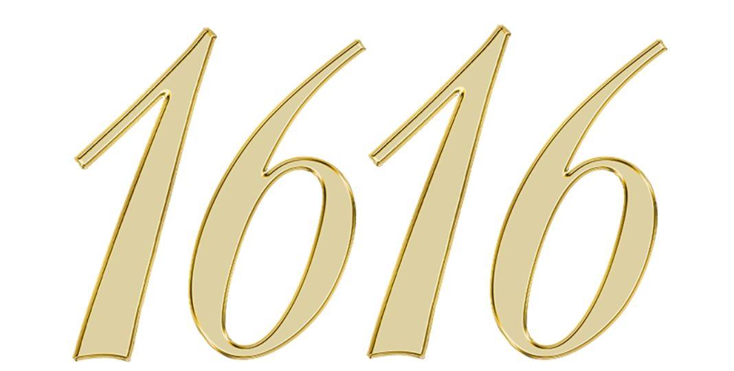 Numerologi 1616